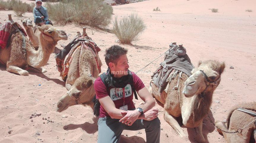 Giordania - deserto Wadi Rum