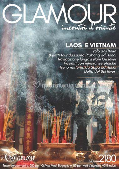 Laos e vietnam