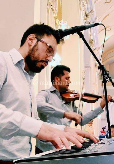 Chiesa piano e violino