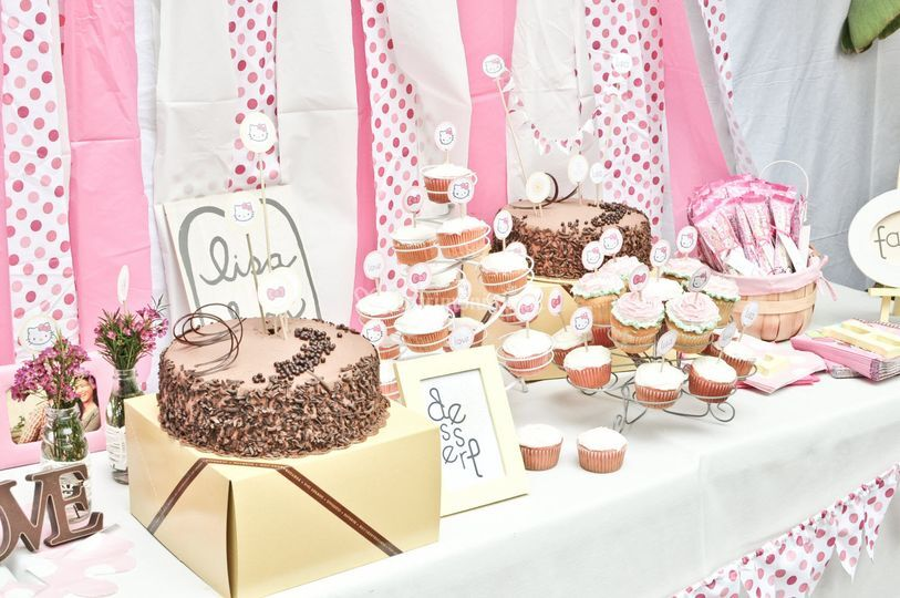 Catering dolci