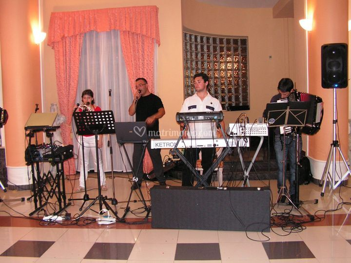 LiveMusic in sala