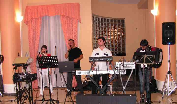 LiveMusic in sala