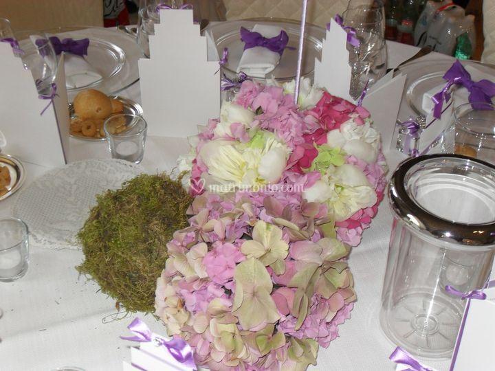 Centrotavola floreali