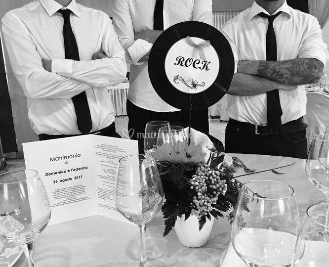 Rock PULP wedding
