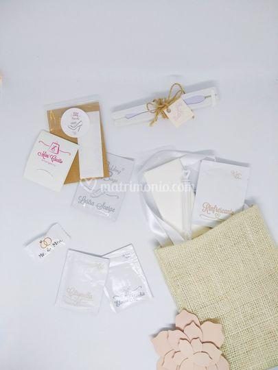 Kit wedding bags luxury