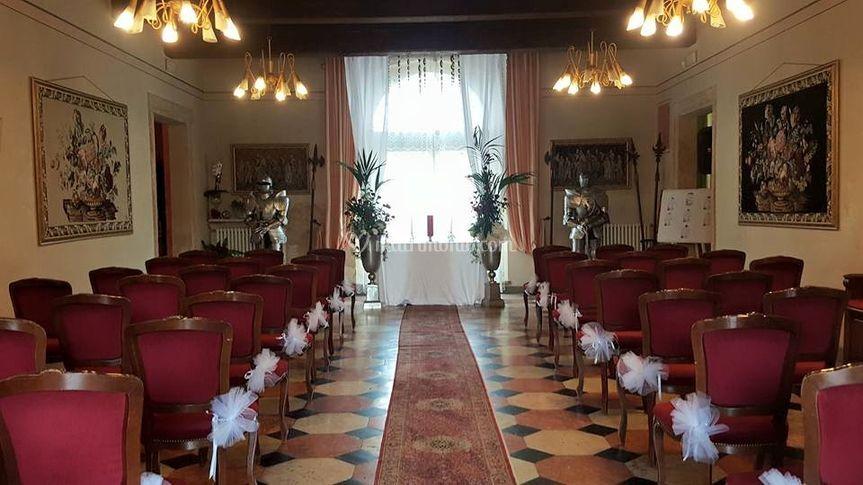 Matrimonio Simbolico Lima : Palazzo de merli