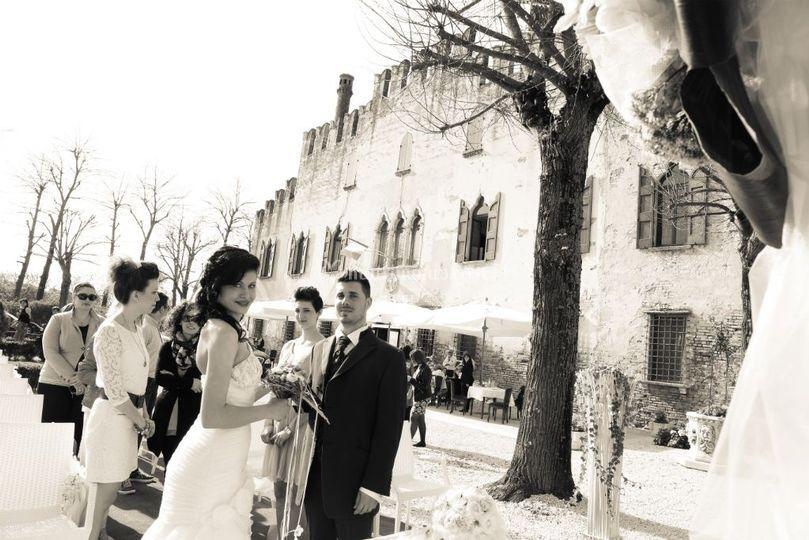 Matrimonio Simbolico Libretto : Palazzo de merli