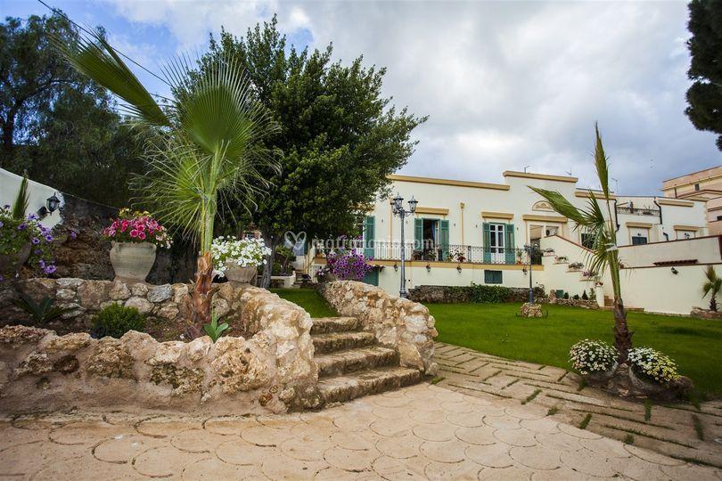 Villa Ermes location storica
