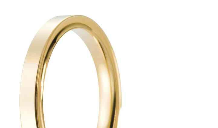 Fede Cerchi di Luce oro giallo