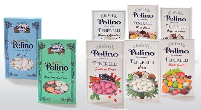 Disponibili Confetti Pelino