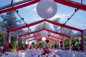 Tuscan Luxury Wedding Tents