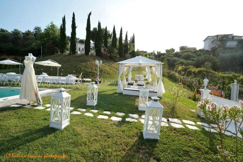 Ville Matrimoni Monte Porzio