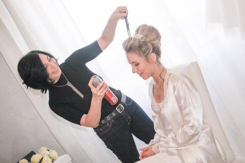 Hair and Make Up from Irena Balik