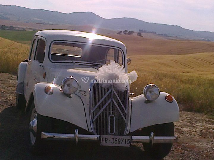Citroen Traction Avant 1938