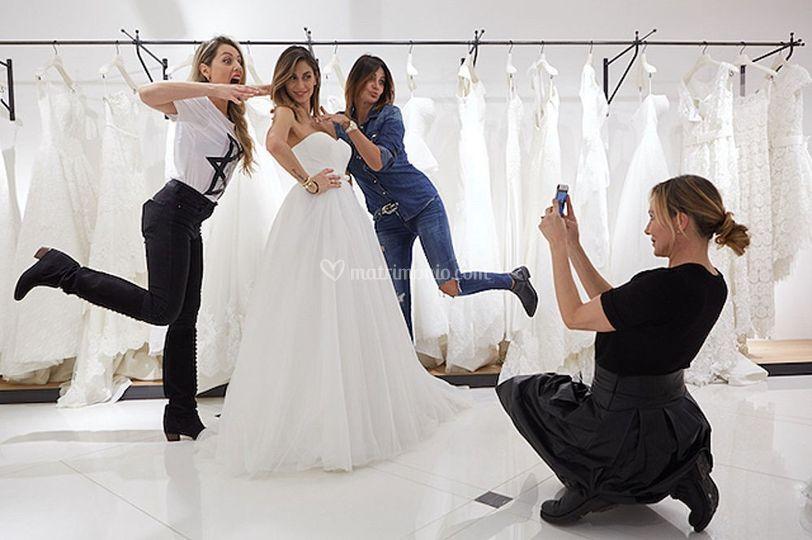 Scegli il tuo abito da sposa!