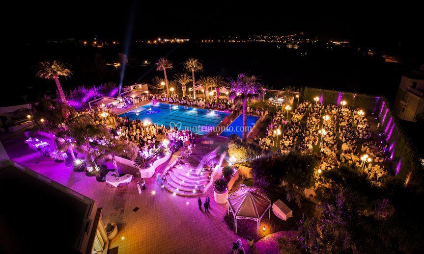 Matrimonio in piscina 2
