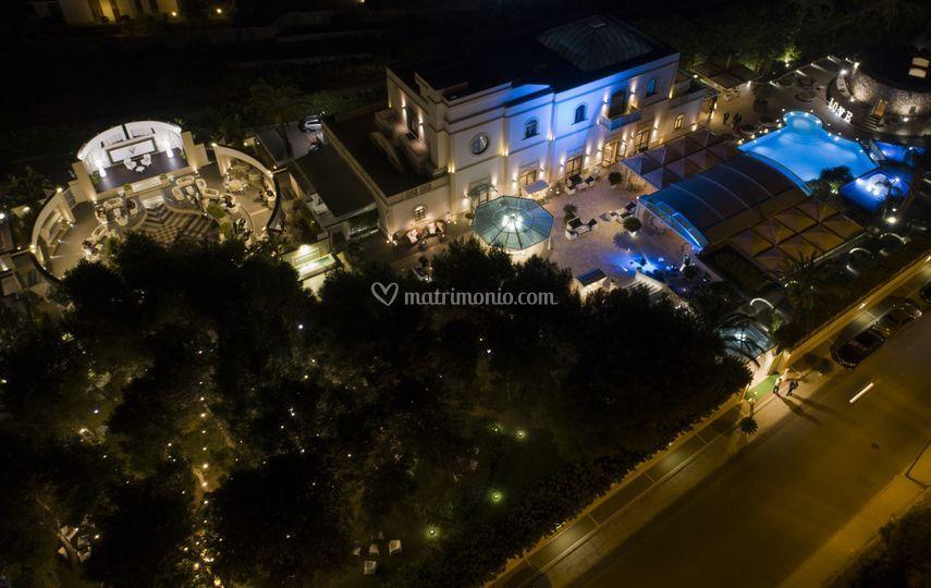 Villa dei Fiori - Notturna