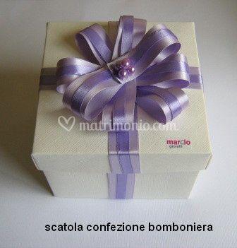 Confezione bomboniera