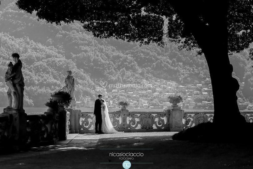 Villa balbianello sposi