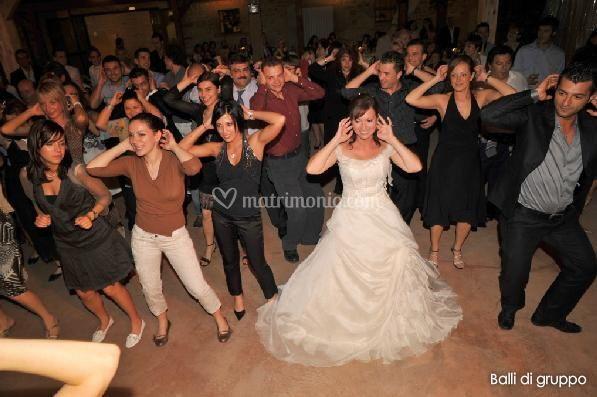 Pamela balli di gruppo