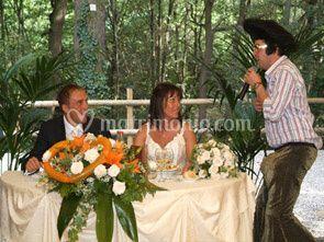 "Matteo ""Elvis"" per la sposa"