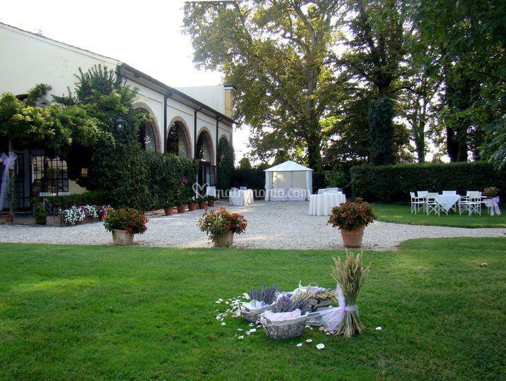 Gli esterni di Villa Schiavi  Foto