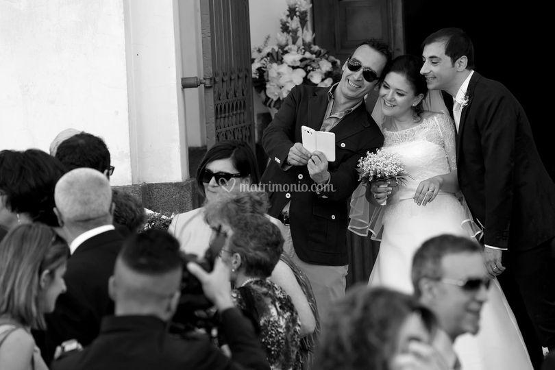 Selfie married