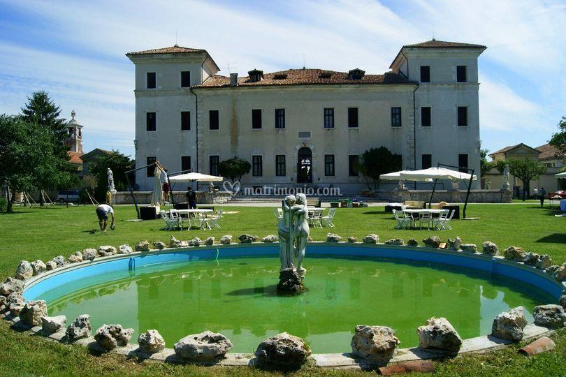 Villa Matrimoni Bassano Romano : Villa rezzonico borella