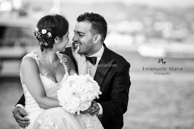 Fabio e Annalisa sposi