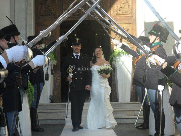 Matrimonio In Alta Uniforme Esercito : Sartoria militare romano m