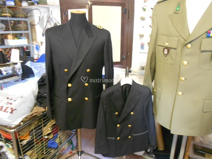 Uniforme Militare Paggetto