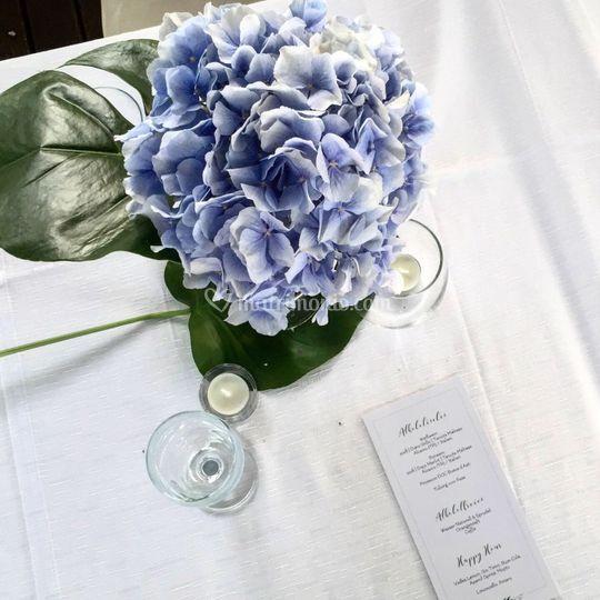 Ortensie Flower Design