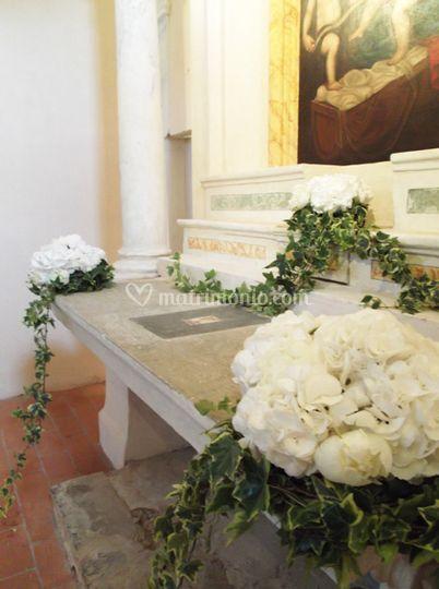 Ortensie Matrimonio Costo : White planning events