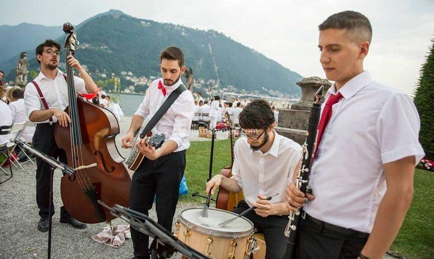 Quartetto swing