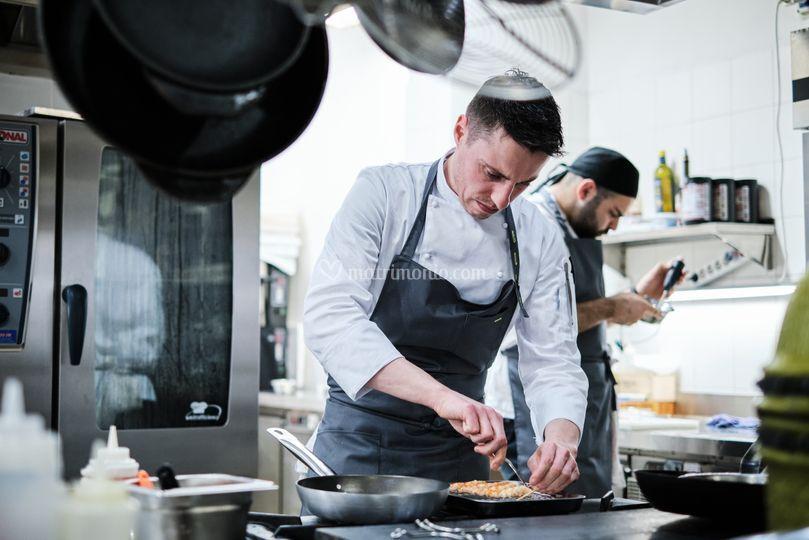 Chef Marco Molaro