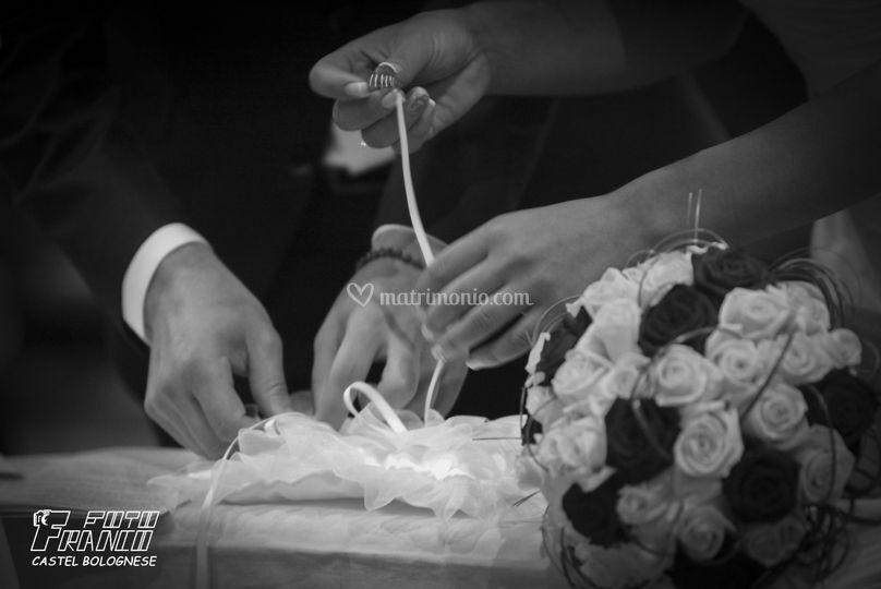 Dettagli della cerimonia