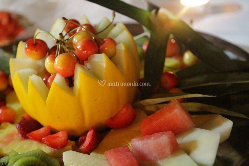 Decorazioni Buffet Frutta : Decorazioni frutta di hotel palace savuto foto 31