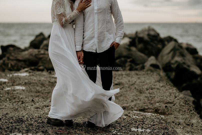 Boho Wedding - E & U