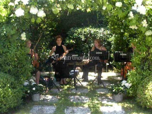 Giardino Quartetto Cerimonia