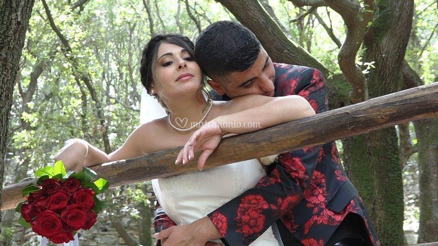 Elisa&Marco nel bosco