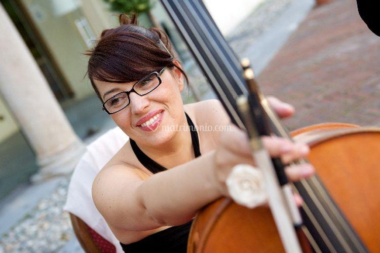 Emanuela Campagnoli - Violoncellista