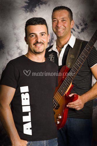 Duo Alibi Live