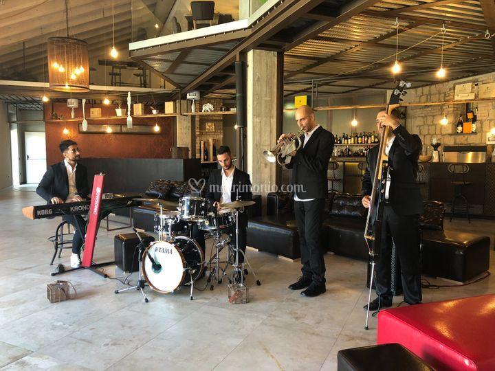 Quartetto jazz/bossa