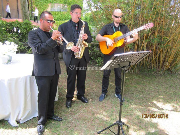 Chitarra - sassofono e tromba