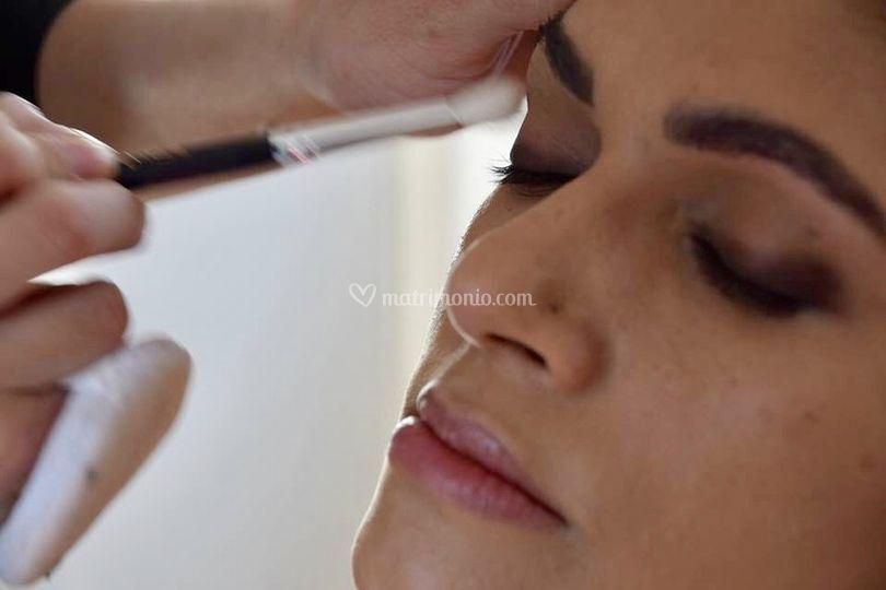 Bebel Menezes Make Up