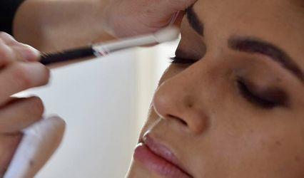 Bebel Menezes Make Up 1