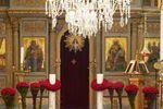 Allestimento chiesa ortodossa di I Fiori di Oxana
