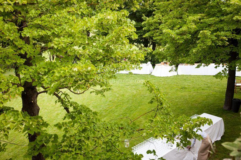 Giardino Di Broglia Tenuta La Meirana Foto 41