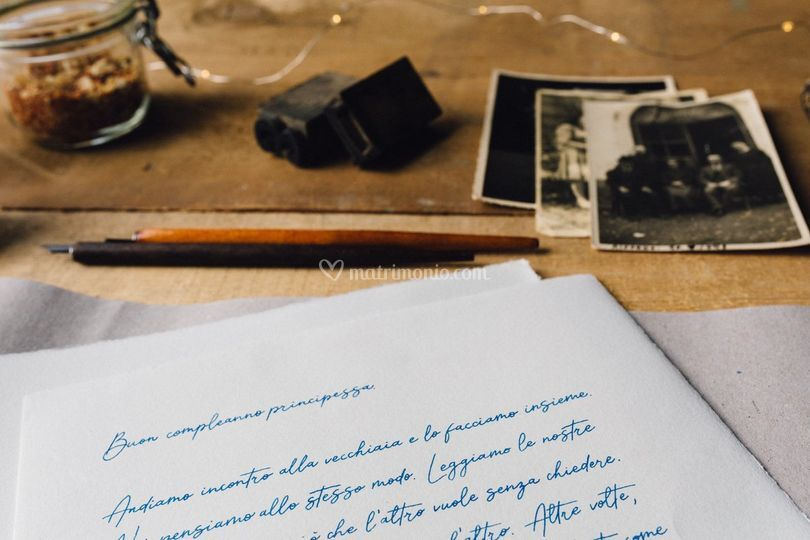 Letters to...
