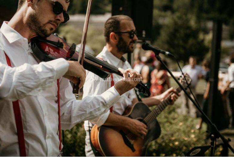 Il violino incanta